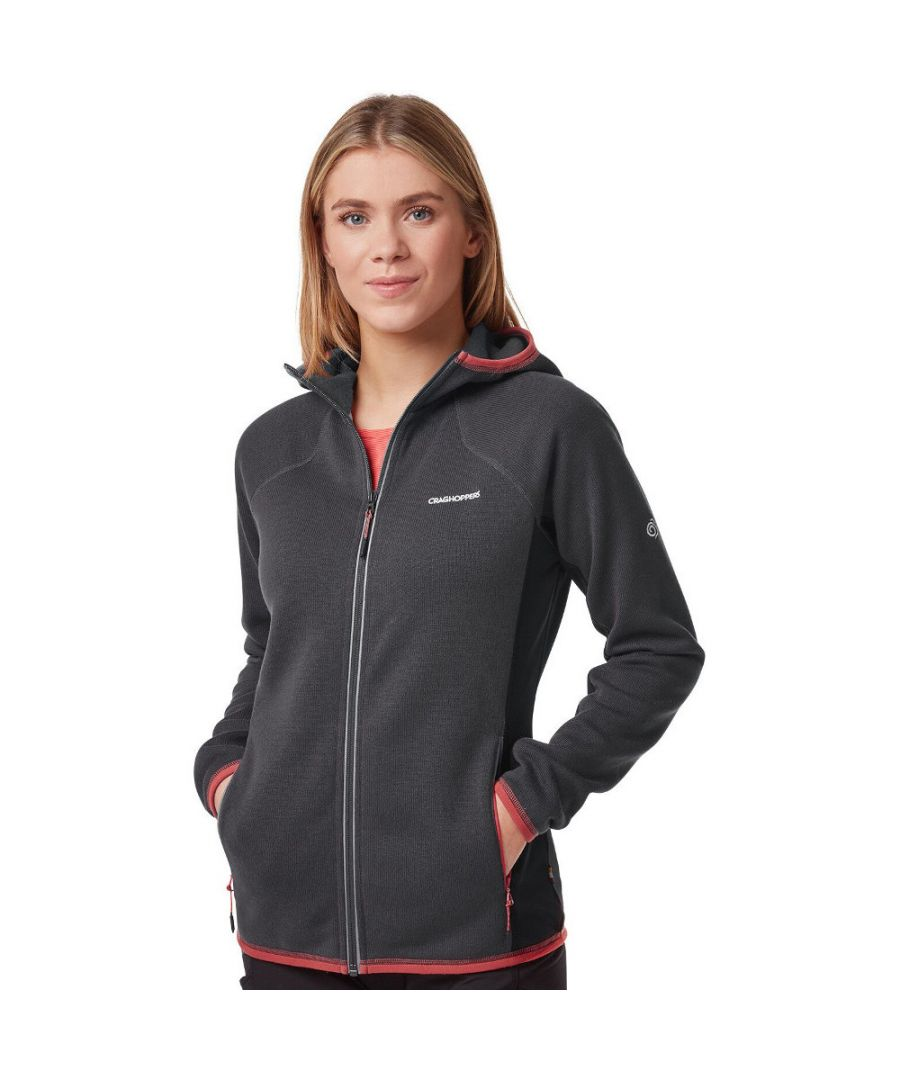 Image for Craghoppers Womens Mannix Insualted Full Zip Fleece Jacket