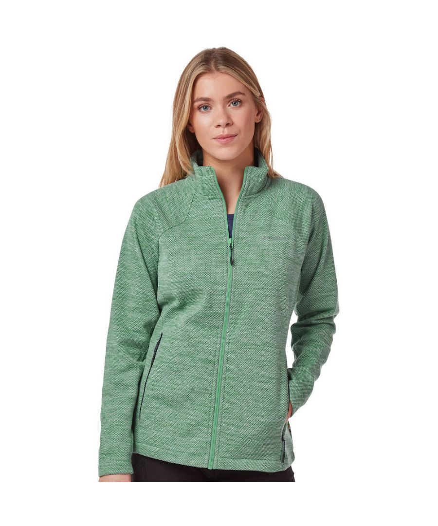 Image for Craghoppers Womens Stromer Insualted Full Zip Fleece Jacket