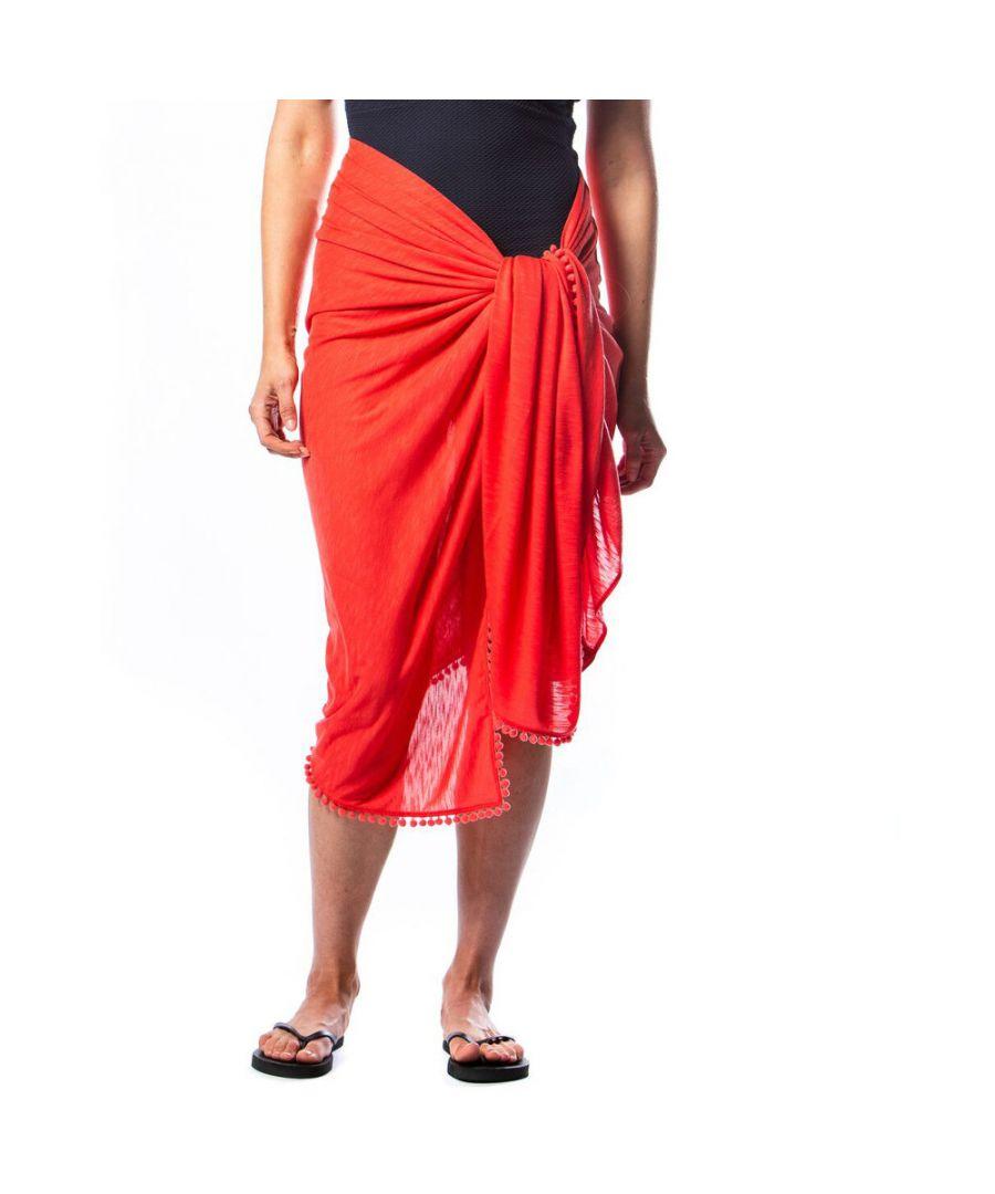 Image for Craghoppers Womens NosiLife Emelda Cover Up Beach Sarong