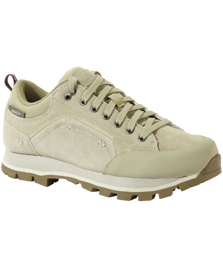 Image for Craghoppers Womens Jacara Lace Up Durable Walking Shoes