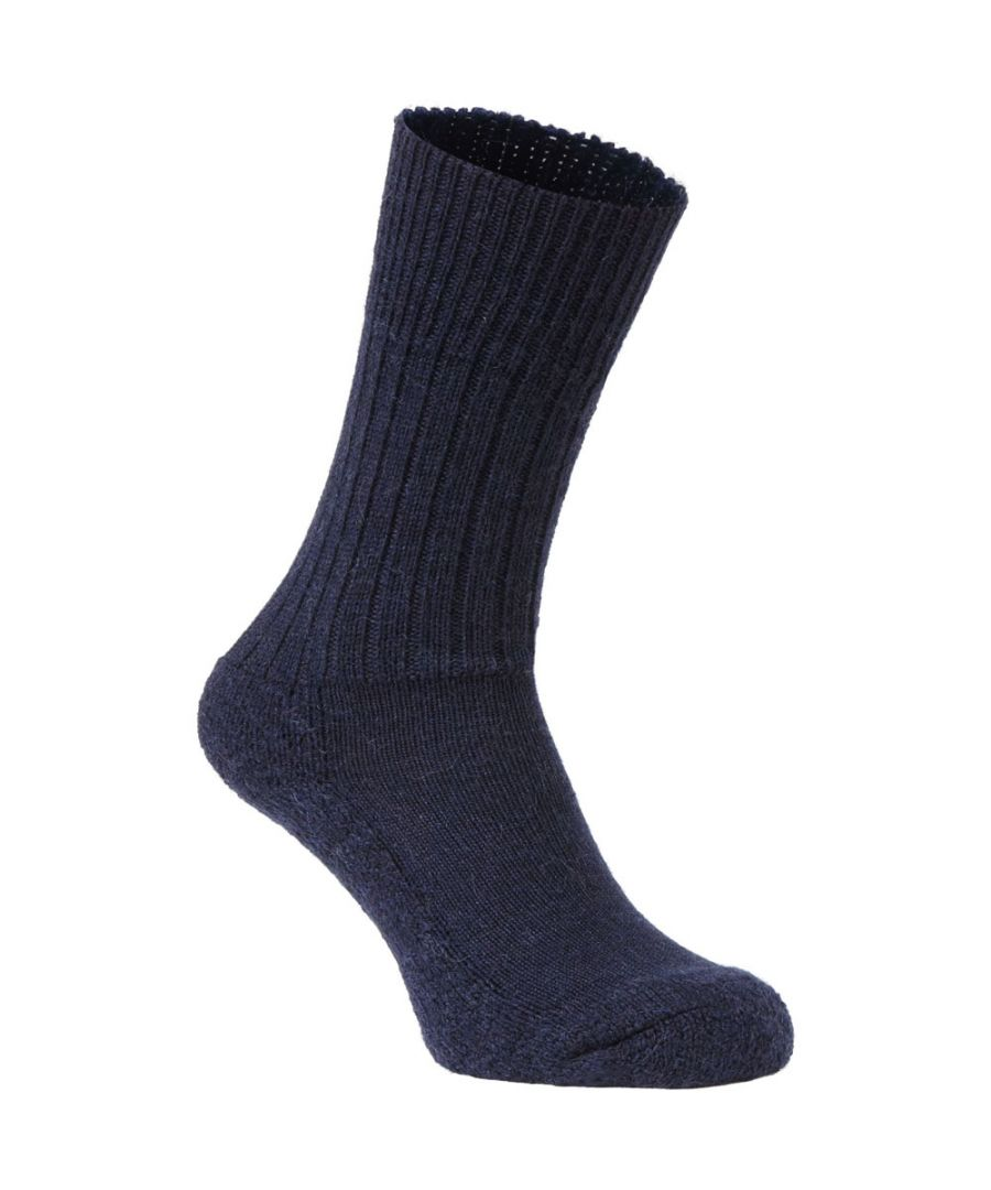 Image for Craghoppers Womens Thick Warm Padded Elasticated Hiker Socks