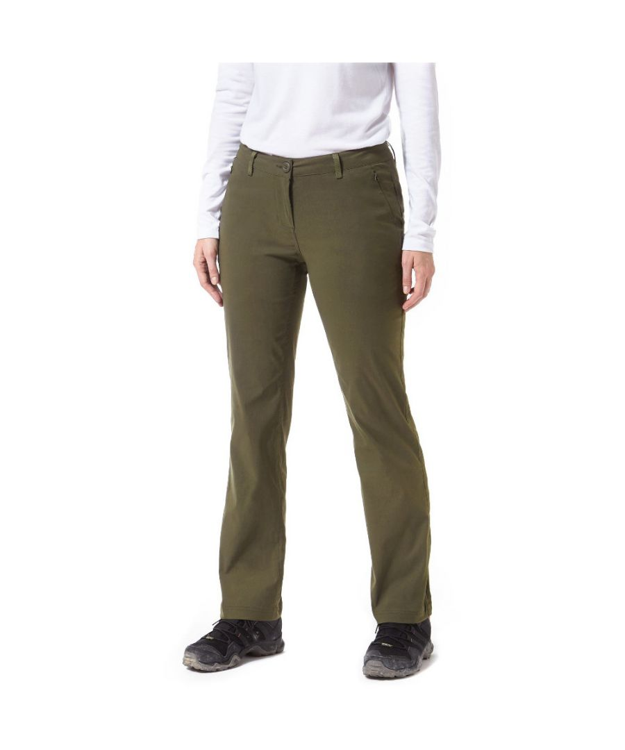 Image for Craghoppers Womens Kiwi Pro Summer Walking Trousers
