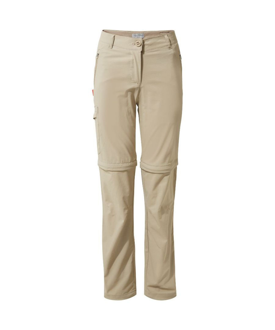 Image for Craghoppers Womens Nosi Life Pro Convertible Zip Off Pants