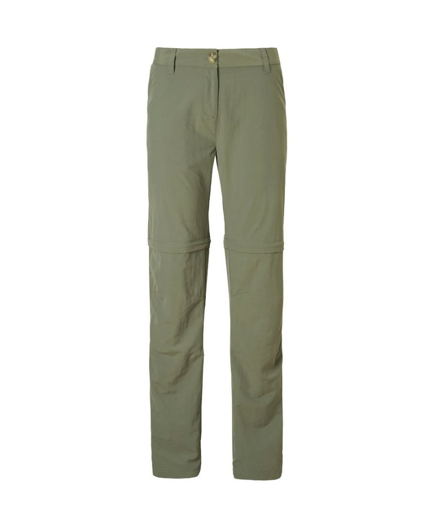 Image for Craghoppers Womens Nosi Life Convertible Zip Off Trousers