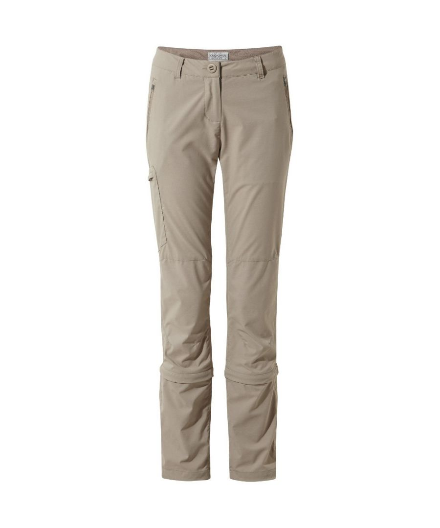Image for Craghoppers Womens Nosi Life Pro Capri Convertible Trousers