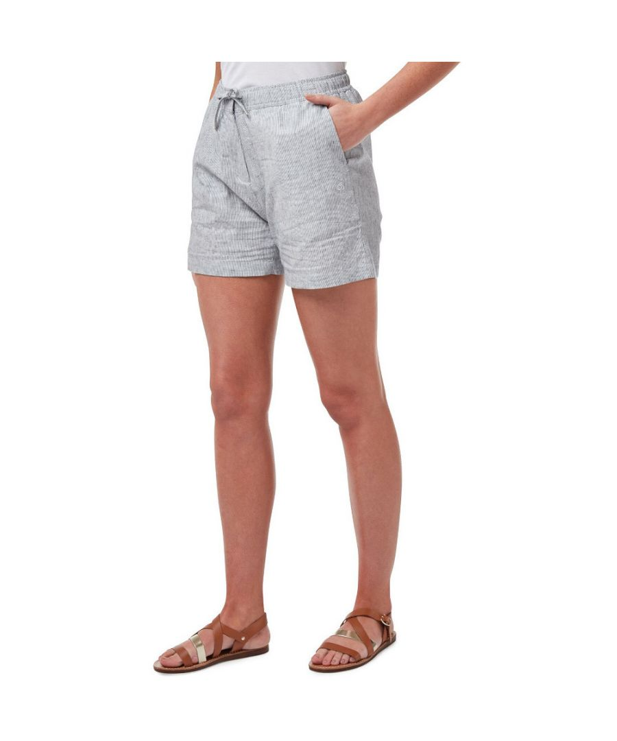 Image for Craghoppers Womens Dana Relaxed Fit Casual Pyjama Shorts