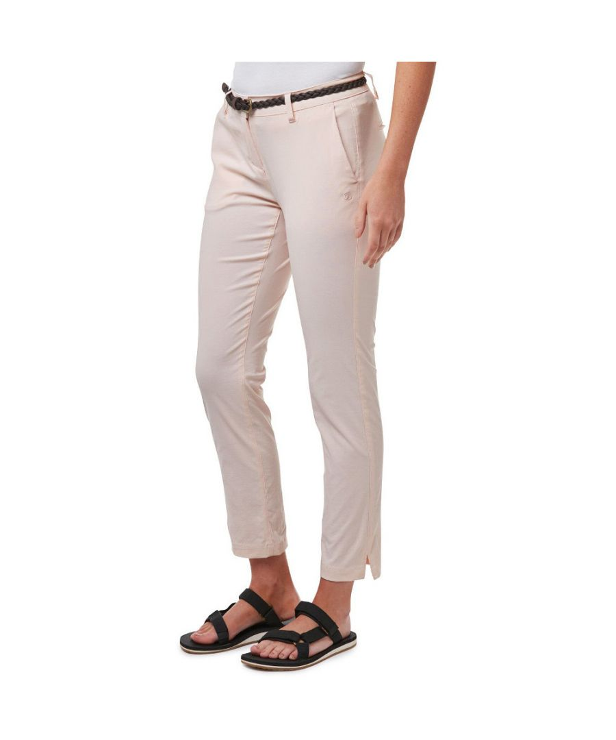 Image for Craghoppers Womens NosiLife Briar Walking Trousers