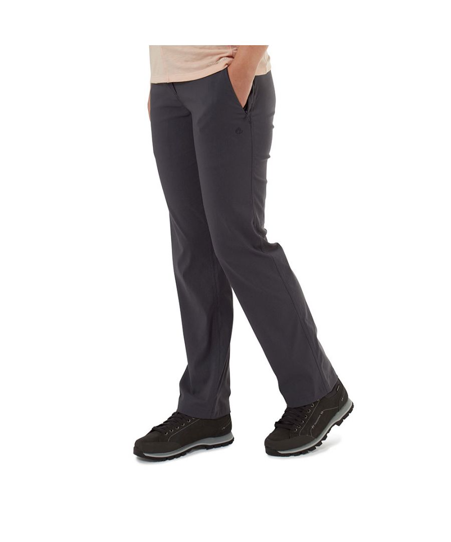 Image for Craghoppers Womens Kiwi Pro Polyamide Walking Trousers