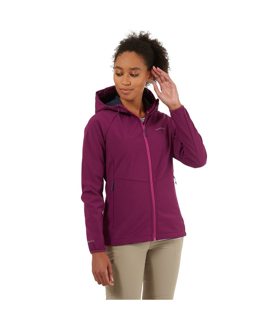 Image for Craghoppers Womens Kalti Softshell Showerproof Jacket