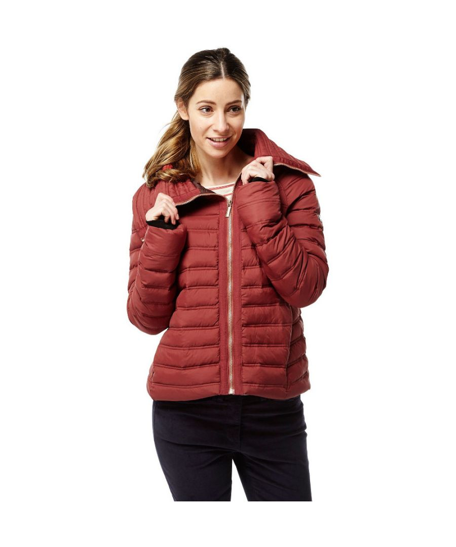 Image for Craghoppers Womens/Ladies Moina ThermoElite Insulated Shell Jacket