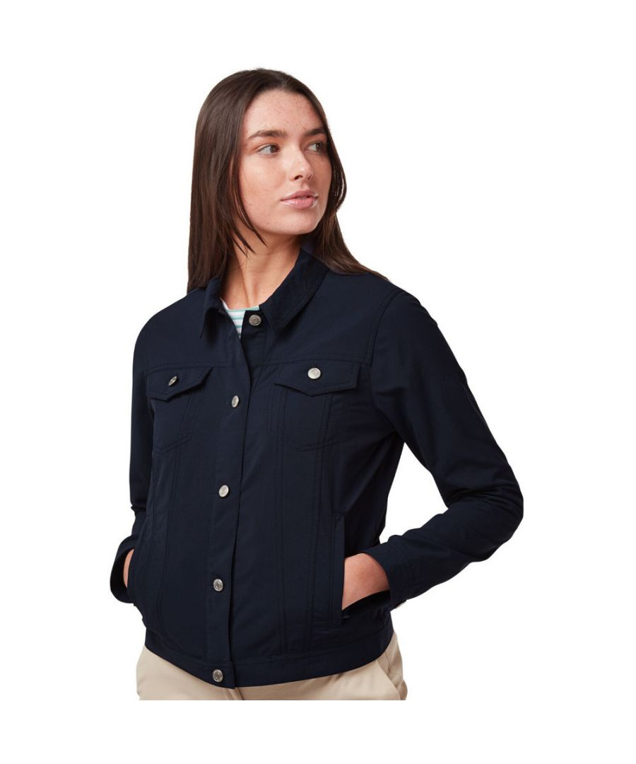 Image for Craghoppers Womens NosiLife Juliana Quick Drying Coat