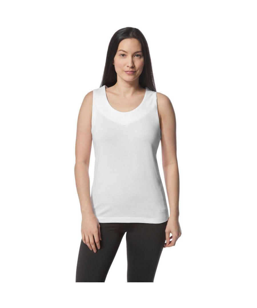 Image for Craghoppers Womens Nosi Life Allesa Summer Walking Vest Top