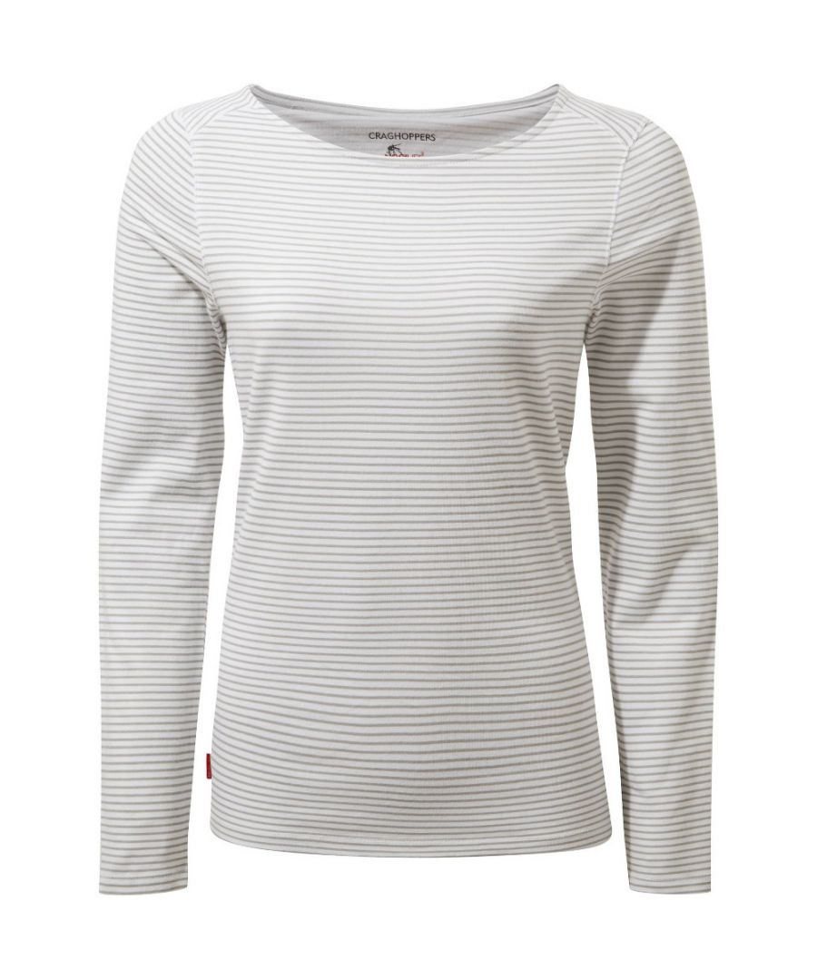 Image for Craghoppers Womens Nosi Life Erin Long Sleeve Summer Top