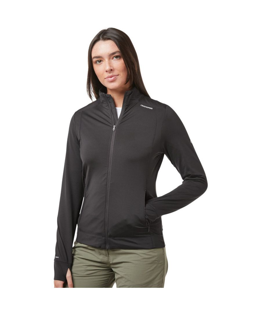 Image for Craghoppers Womens NosiLife Florian Full Zip Fleece Jacket