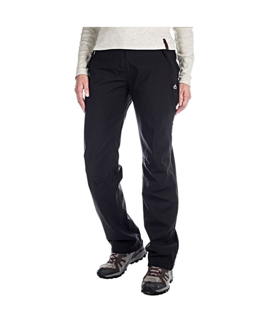 Image for Craghoppers Womens Airedale Waterproof Walking Trousers