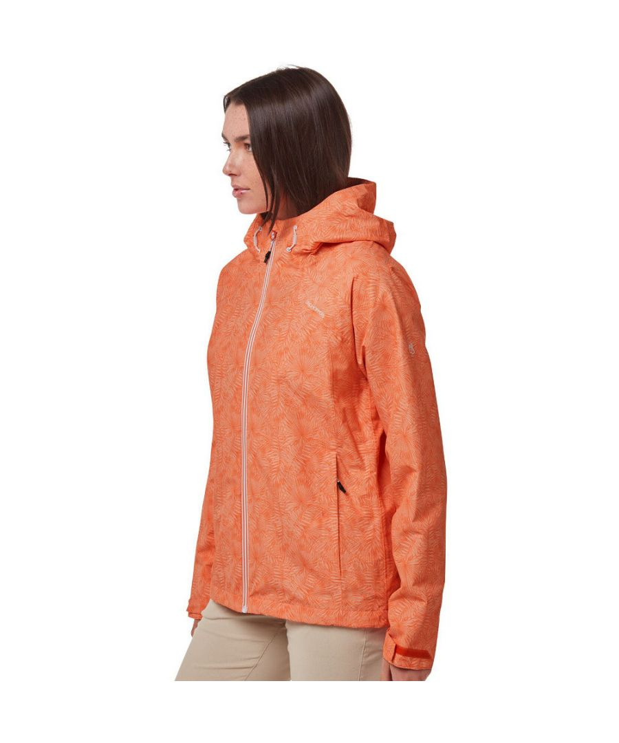 Image for Craghoppers Womens Toscana Aqua Dry Light Waterproof Coat