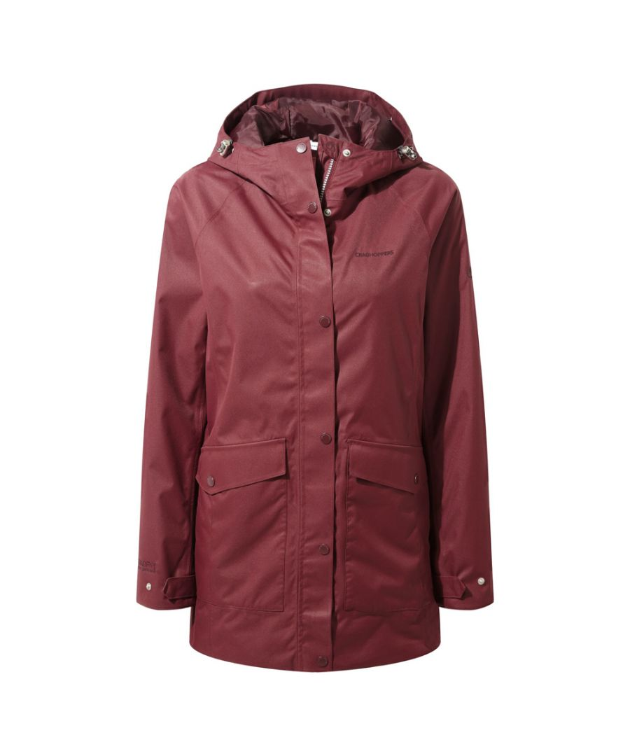 Image for Craghoppers Womens Madigan Classic Waterproof Parka Coat