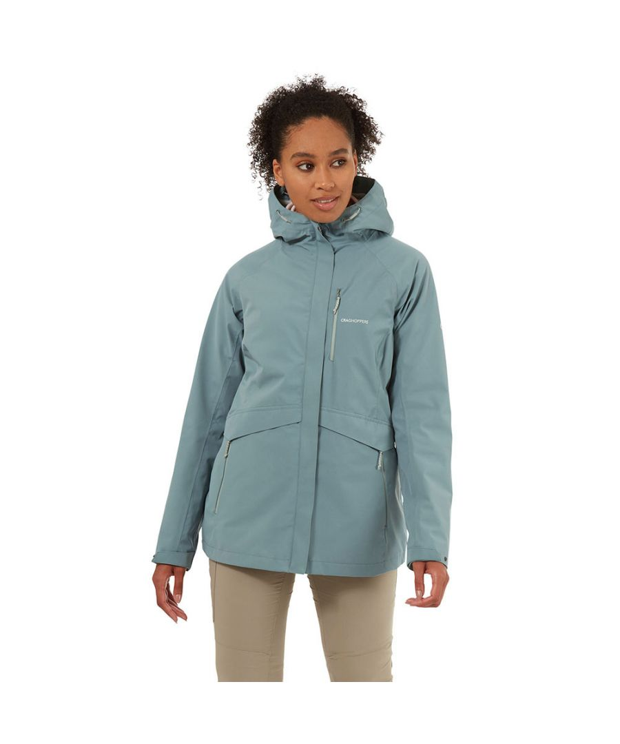 Image for Craghoppers Womens Caldbeck Aquadry Waterproof Jacket