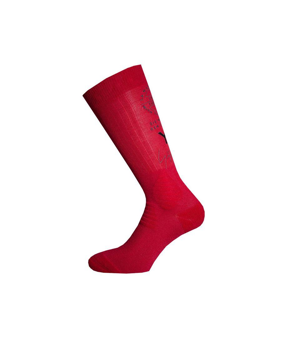 Image for Men's Y-3 Tube Socks in Red