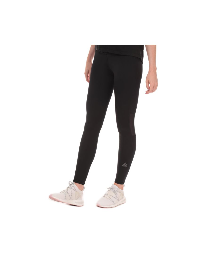 Image for Women's Reebok Running Tights in Black