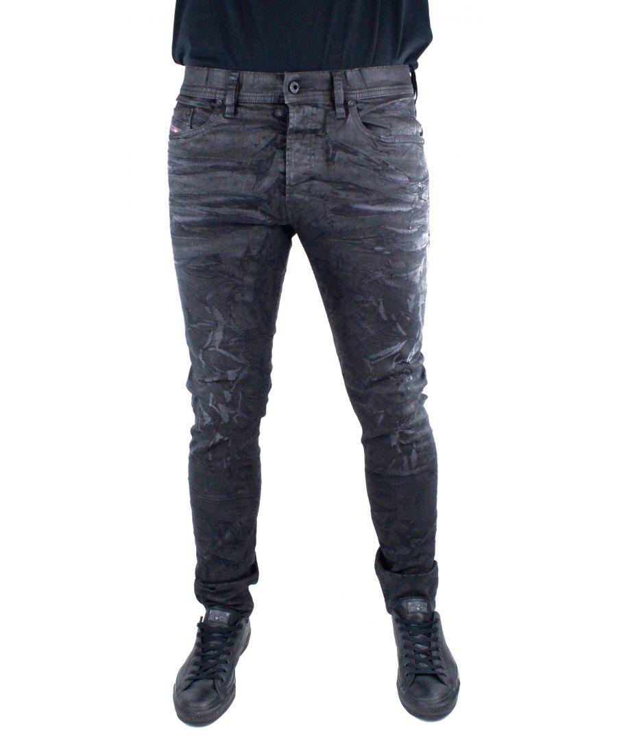 Image for Diesel D-Tepphar 0859F Jeans