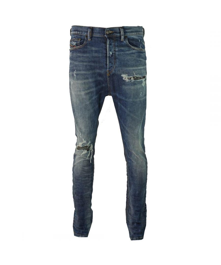 Image for Diesel D-Vider 0090G Jeans