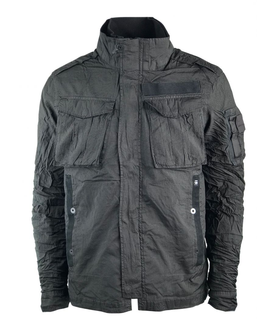Image for G-Star Rovic Jacket Myrow Nylon OD D00897