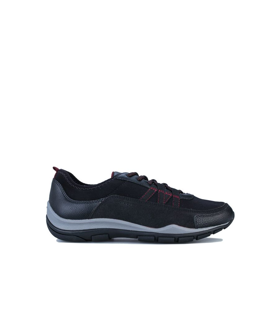 Image for Women's Geox Kander Trainers in Black