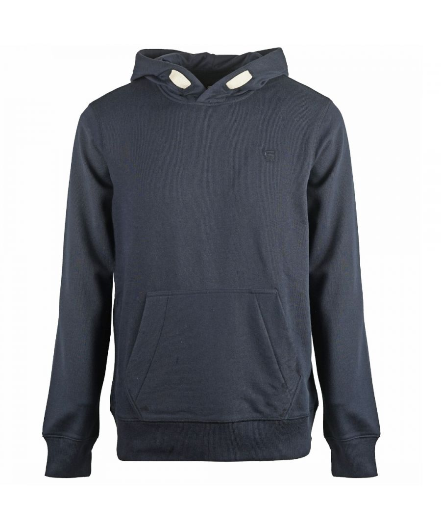 Image for G-Star Riban OT Navy Blue Hoodie