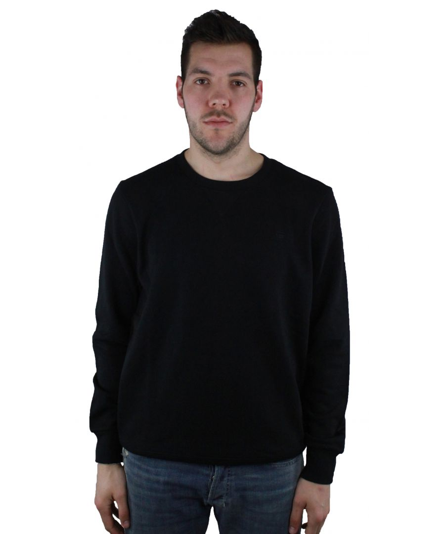 Image for G-Star Resap OT R Black Jumper