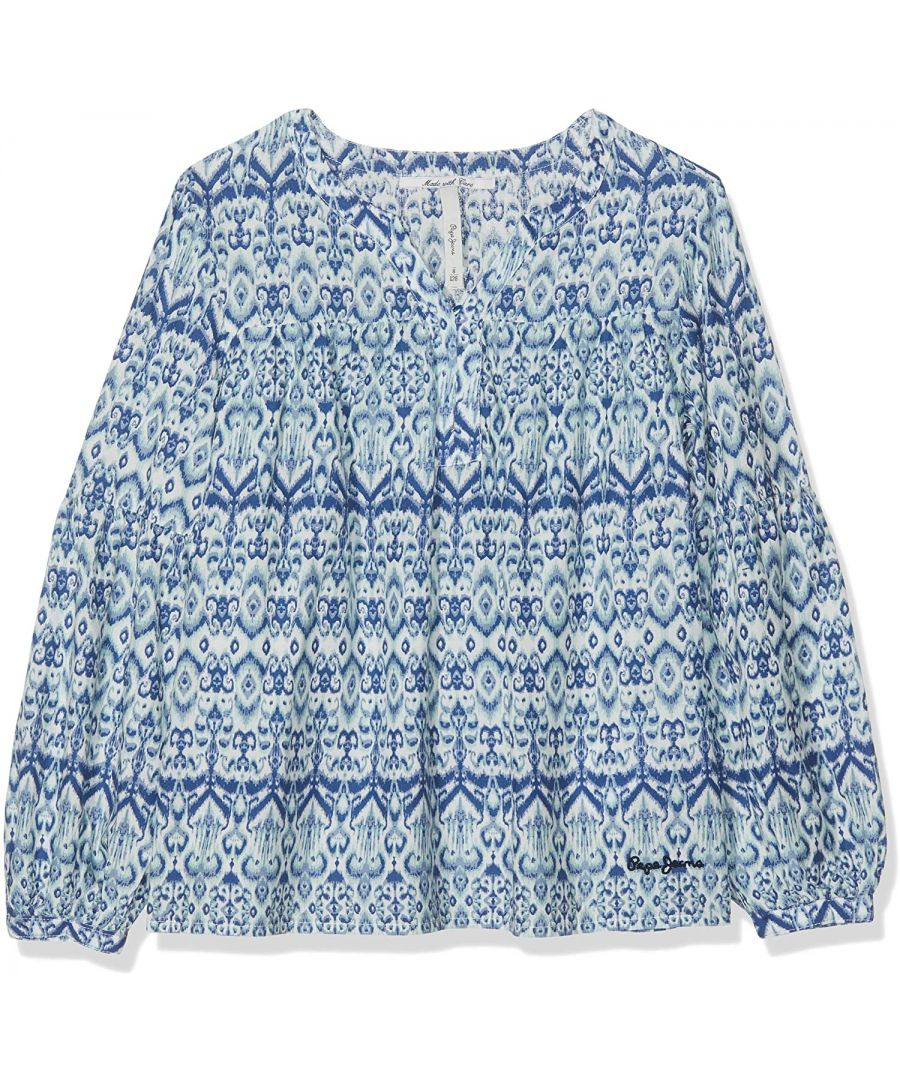 Image for Pepe Jeans Girls Blouse in Blue