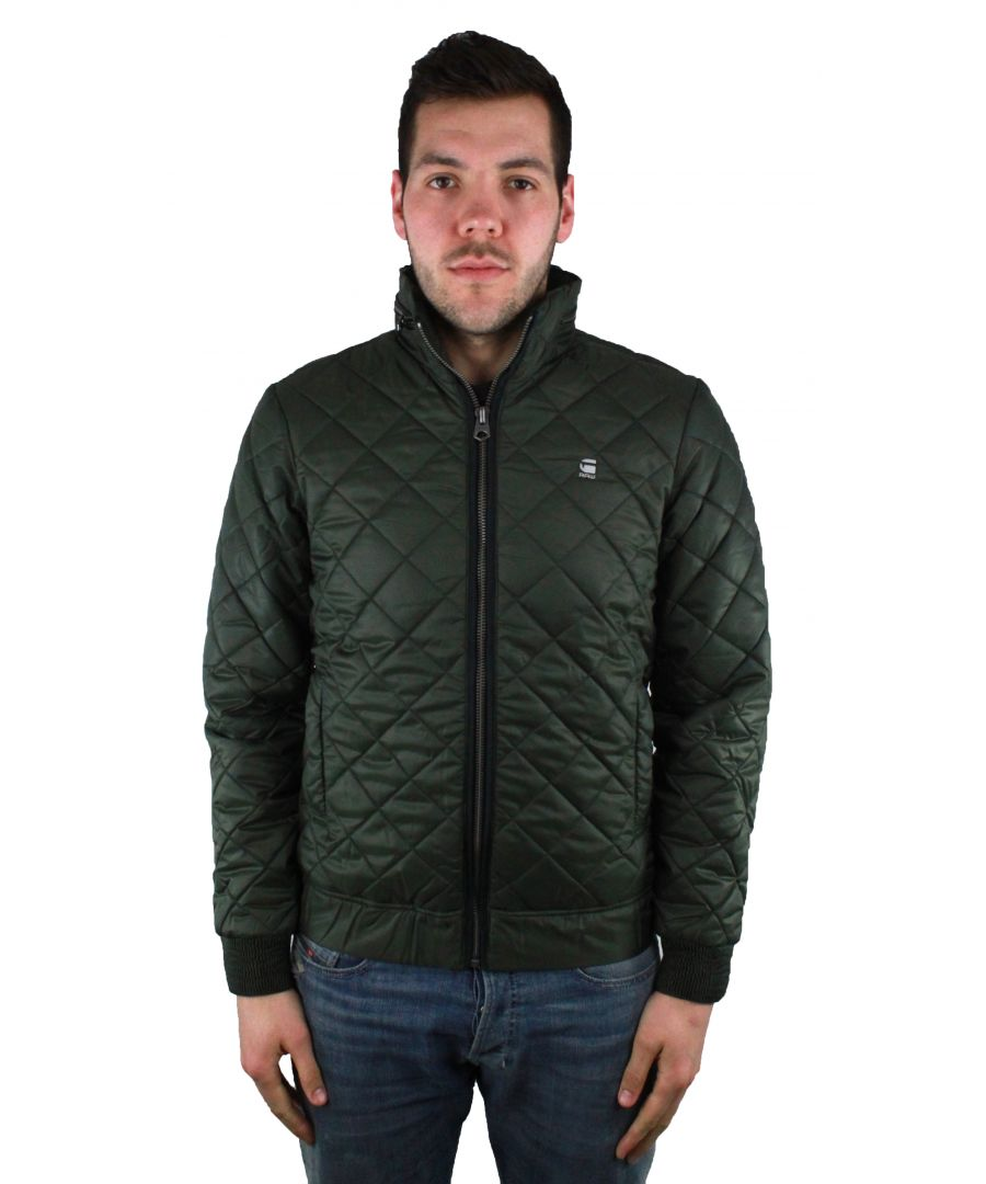 Image for G-Star Meefic Quilted Jacket Jacket