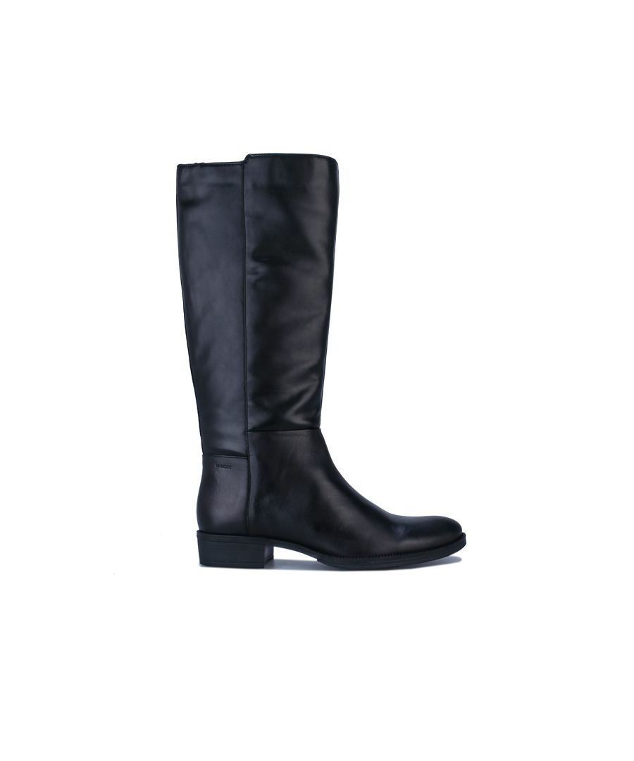 Image for Women's Geox Laceyin Knee High Boots in Black
