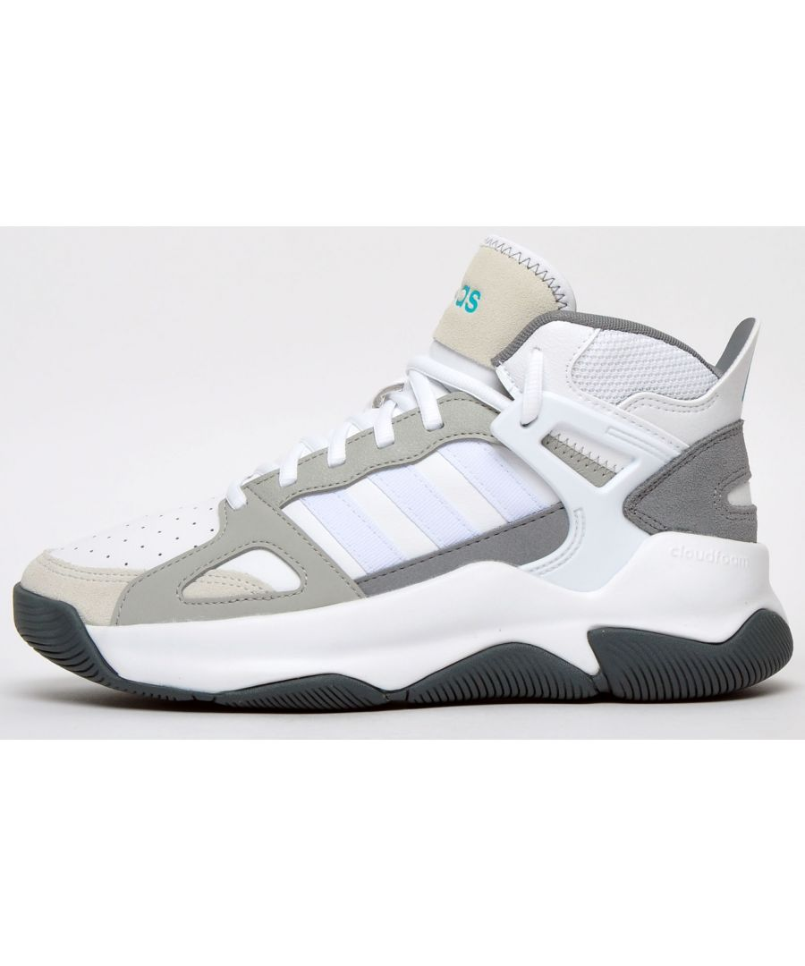 Image for adidas StreetSpirit Cloudfoam Men's Basketball Trainers