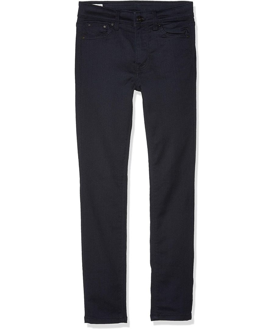 Image for Pepe Jeans Girls Skinny Jeans in Black
