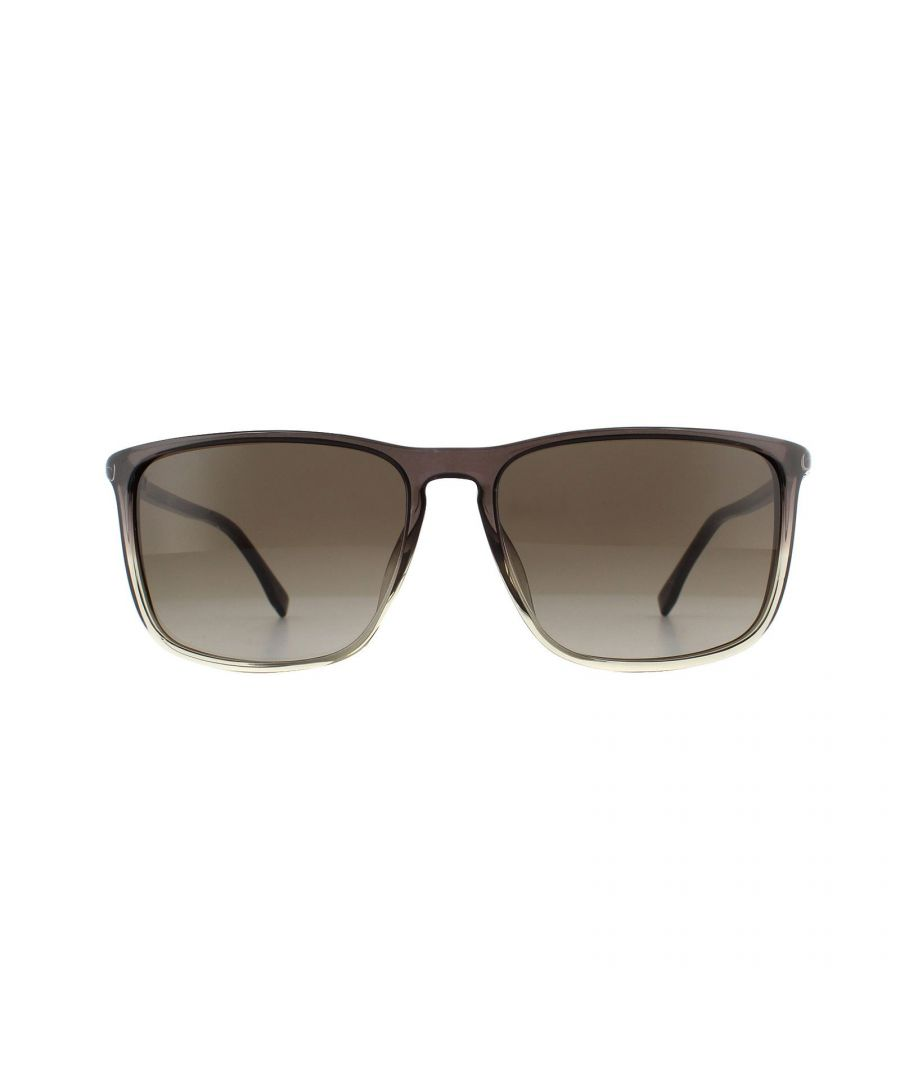 Image for Hugo Boss Sunglasses 0665/N/S NUX HA Brown Grey Brown Gradient