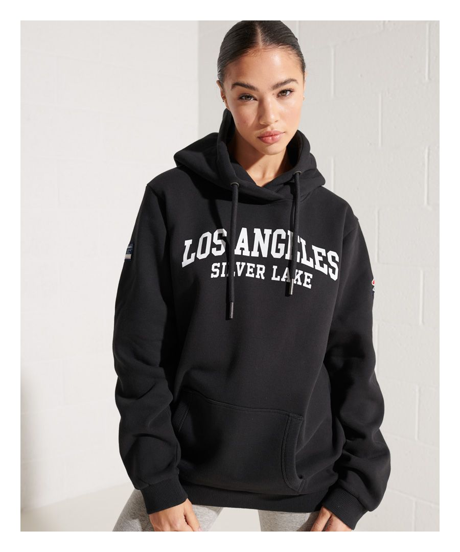 Image for Superdry Limited Edition City College Hoodie