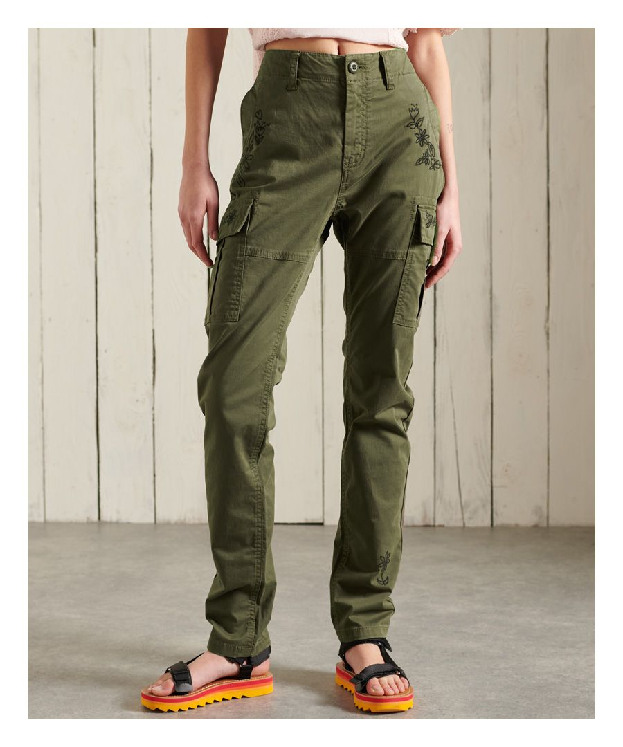 Image for Superdry Slim Cargo Pants