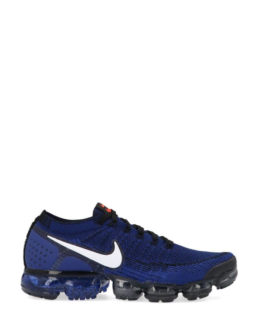 Image for NIKE MEN'S AR8557002 BLUE POLYESTER SNEAKERS