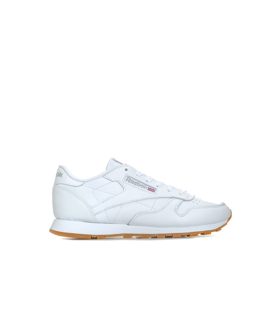 Image for Women's Reebok Classics Classic Leather Trainers in White