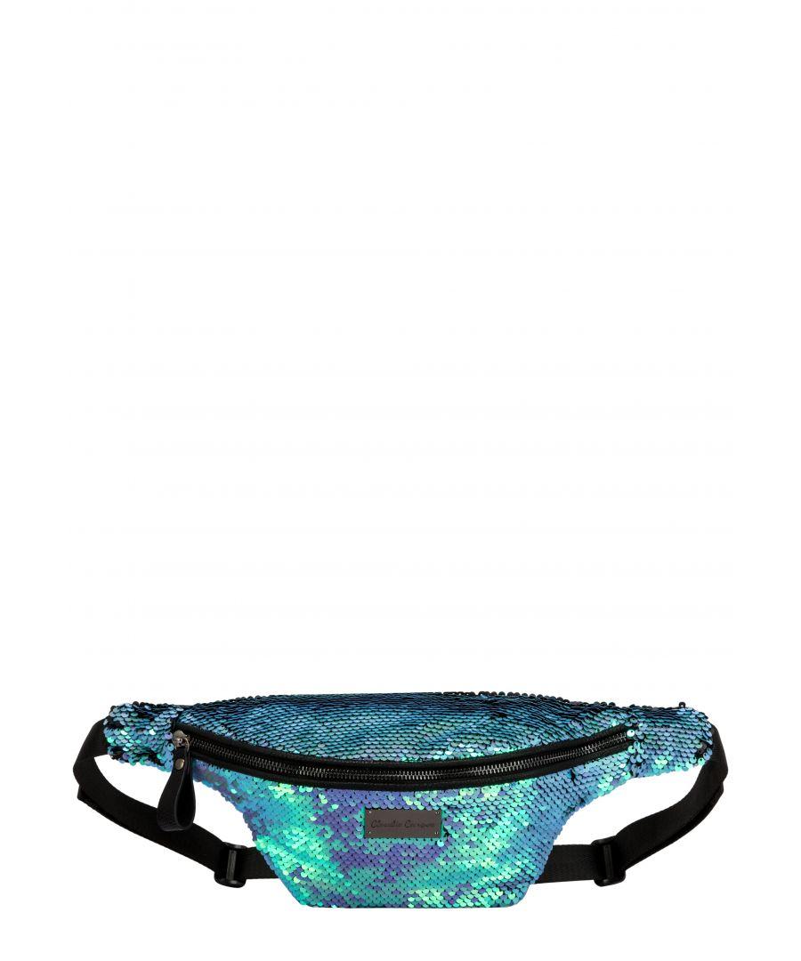 Image for Rocklit Sequin Bum Bag