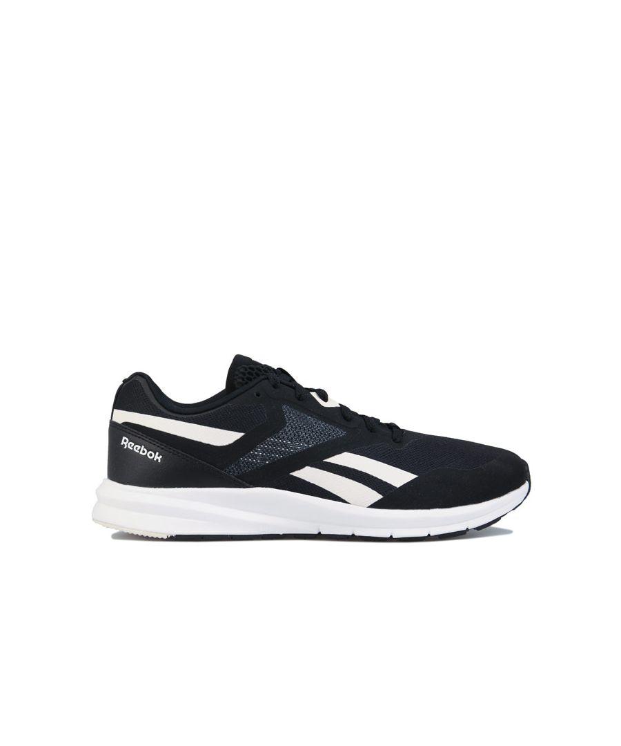 Image for Women's Reebok Runner 4.0 Running Shoes in Black