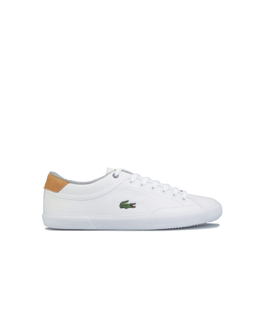 Image for Men's Lacoste Angha 0520 Trainers in White