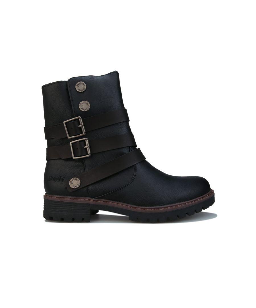 Image for Women's Blowfish Malibu Radiki Boots in Black