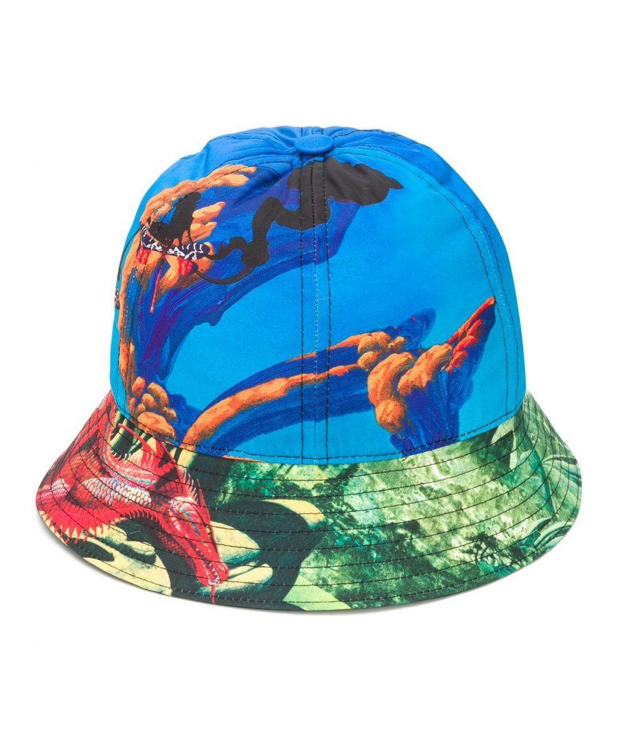 Image for VALENTINO GARAVANI MEN'S TY0HGA04SHS0AC BLUE POLYESTER HAT