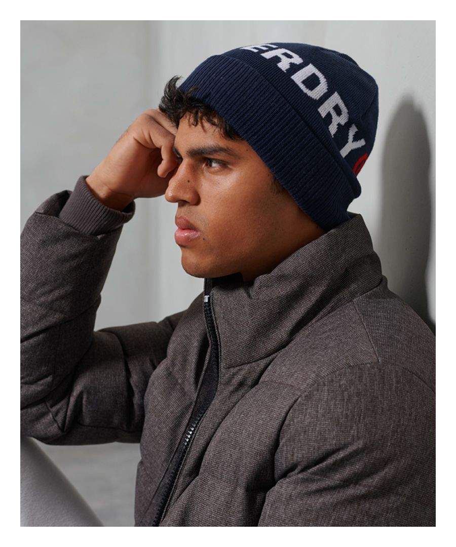 Image for Superdry Sportstyle Beanie