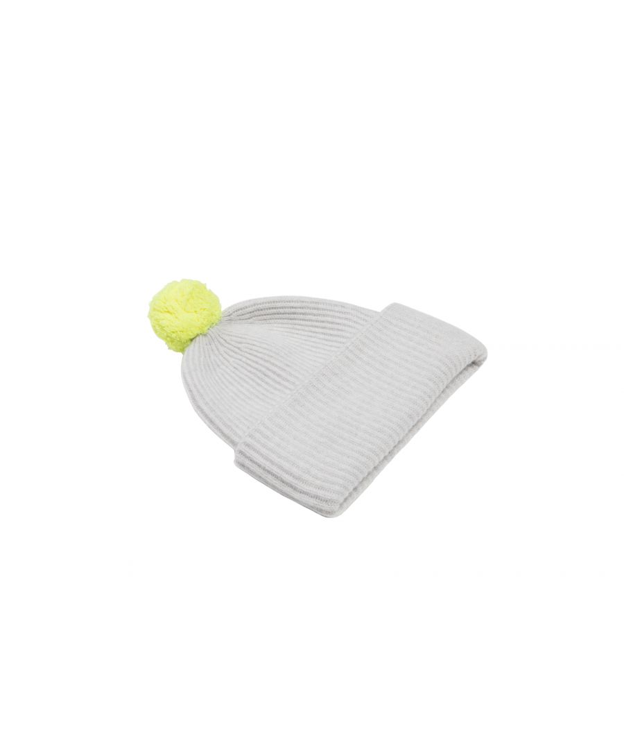 Image for Cashmere Hat In Grey