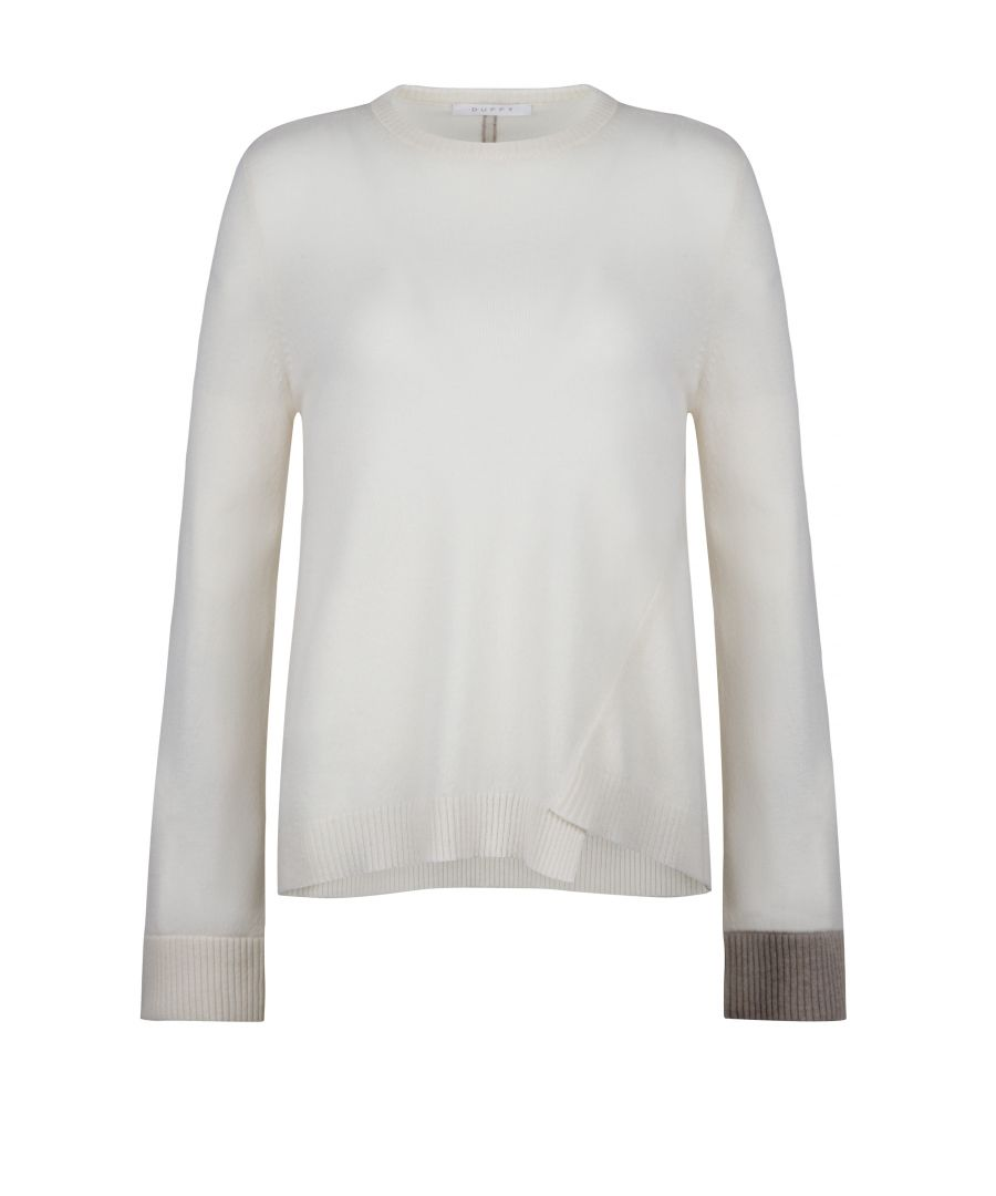 Image for Cashmere Jumper In Cream