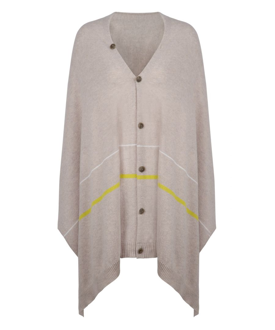 Image for Cashmere Wrap In Grey