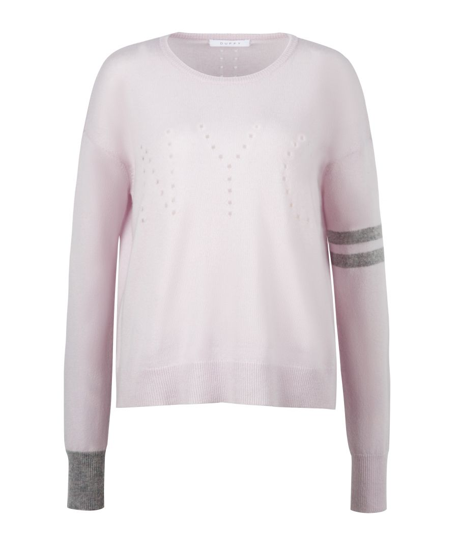 Image for Cashmere Jumper In Pink